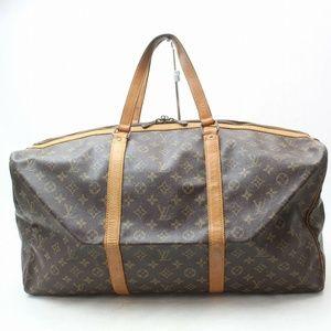 Auth Louis Vuitton Sac Souple 55 Travel #1792L21